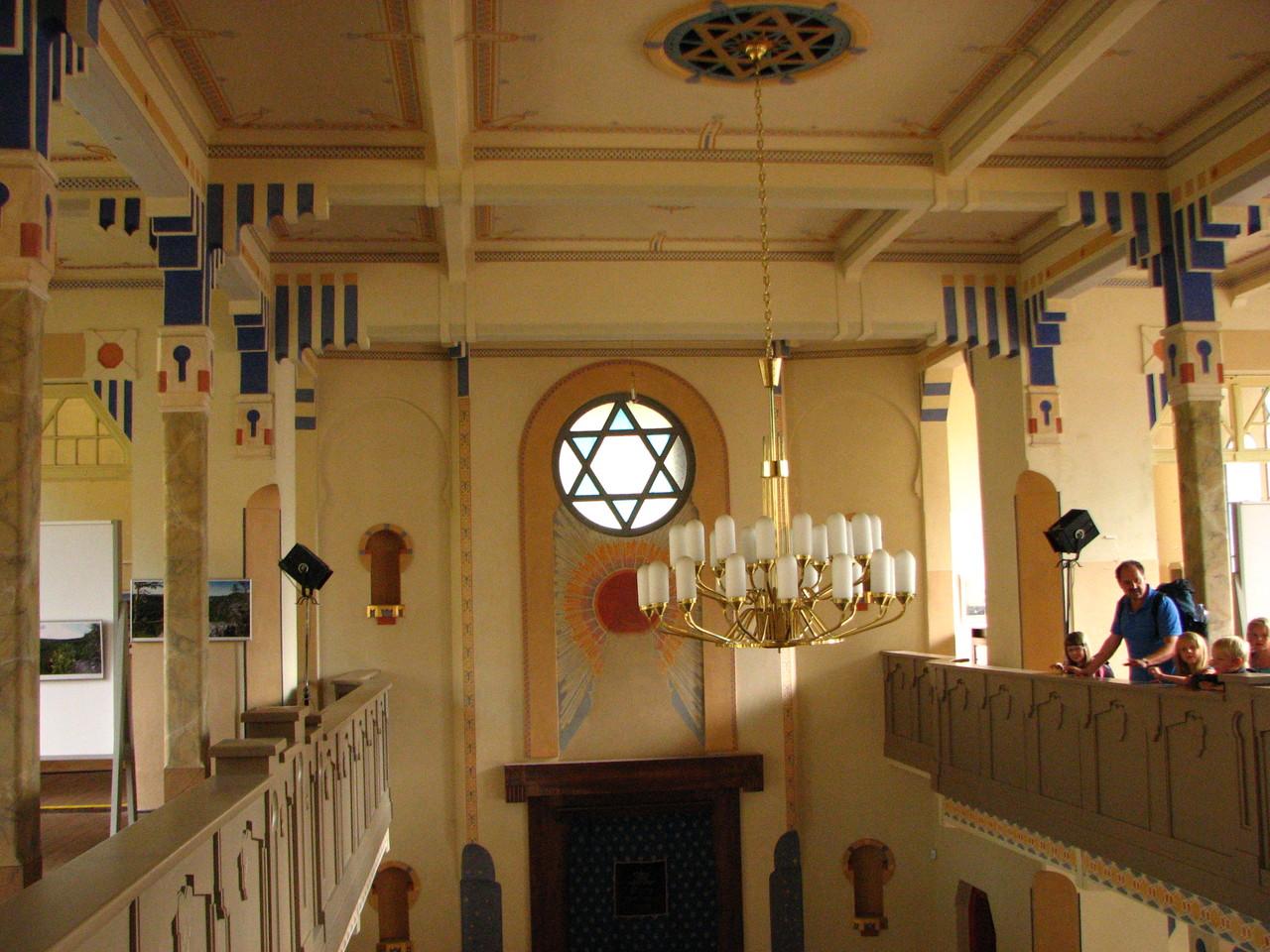 Synagoge von Decin 1