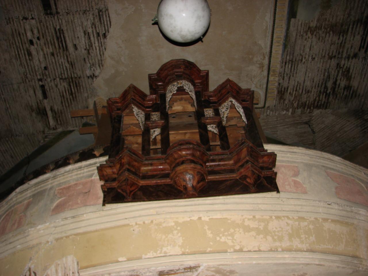Besuch der Kirche in Biela