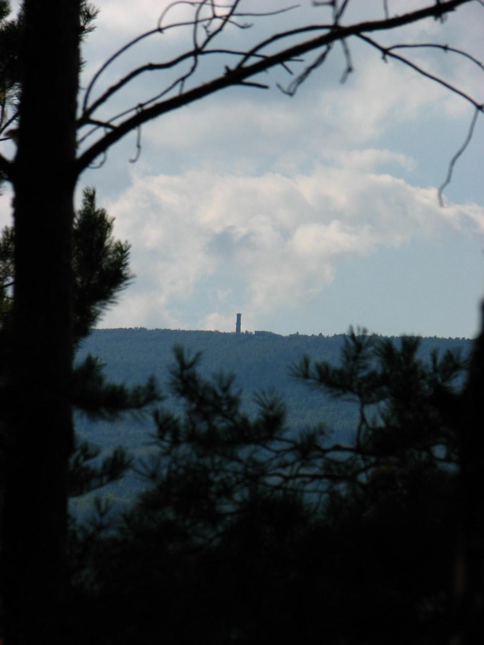 Blick zum großen Schneeberg