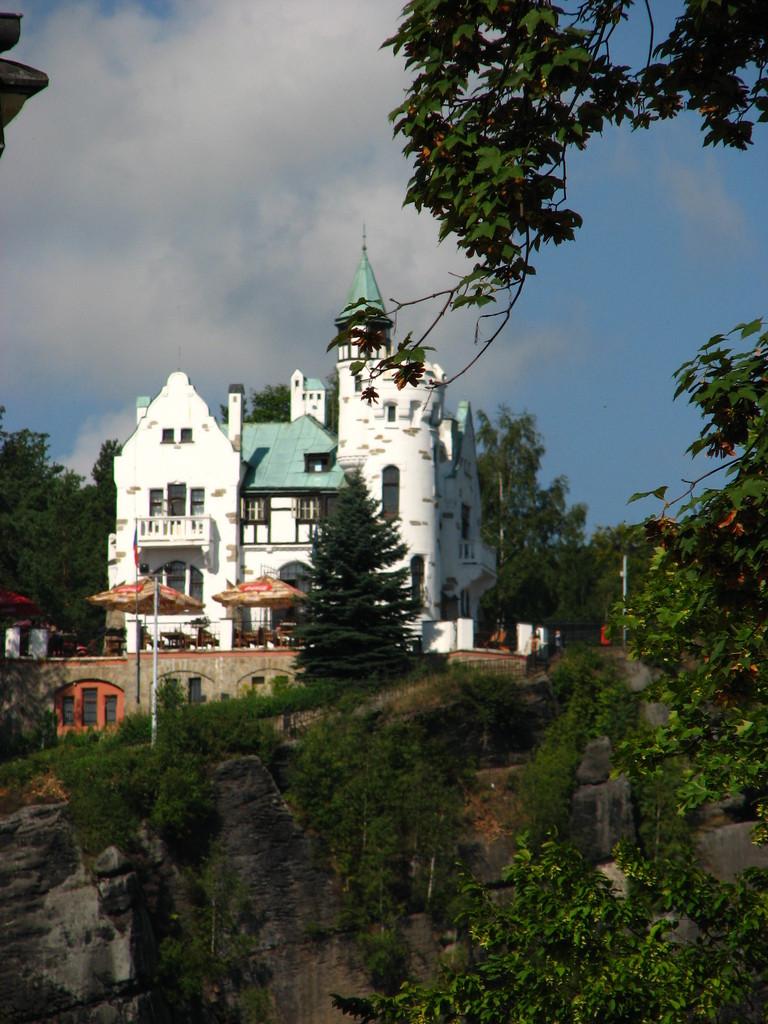 Die Burg auf der Schäferwand