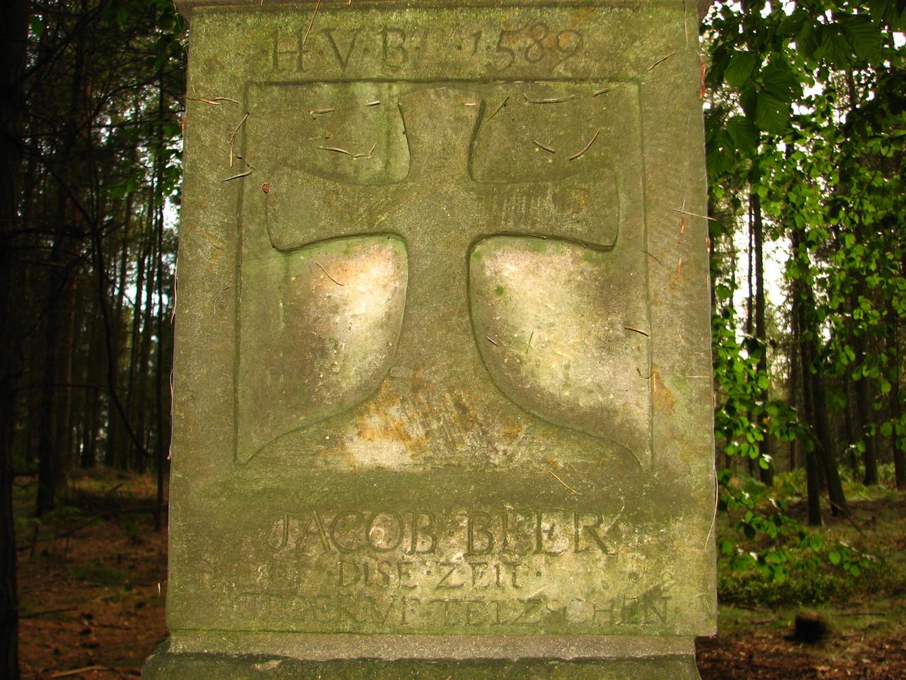 Grabstein oder Erinnerung