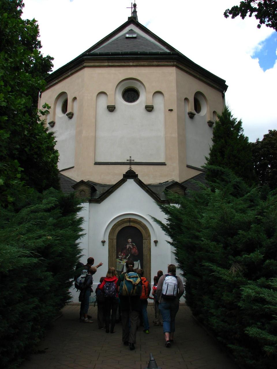 Kirchenbesuch