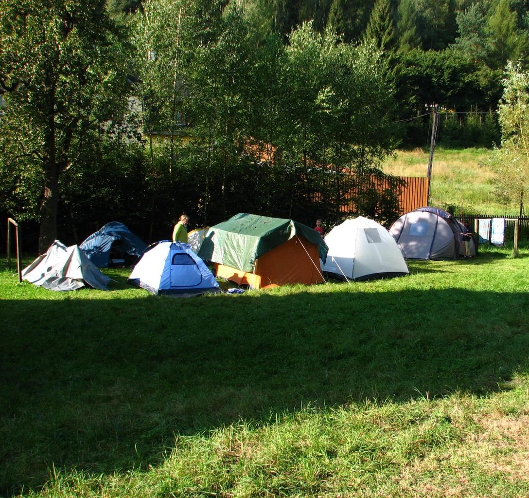 Noch steht das Lager