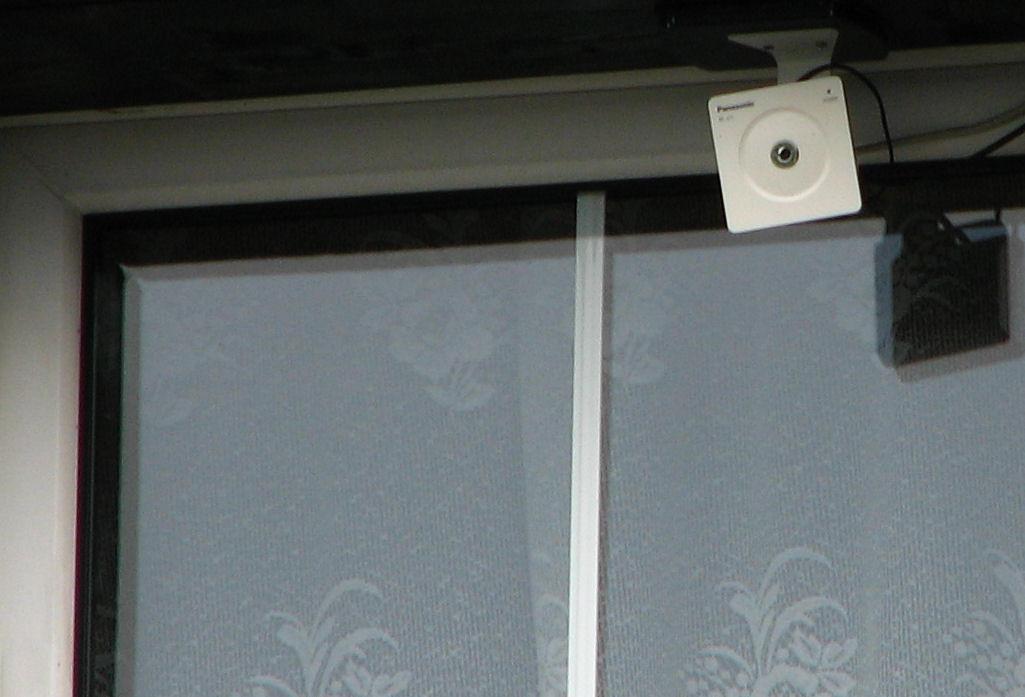 Die Webcam auf dem Schneeberg
