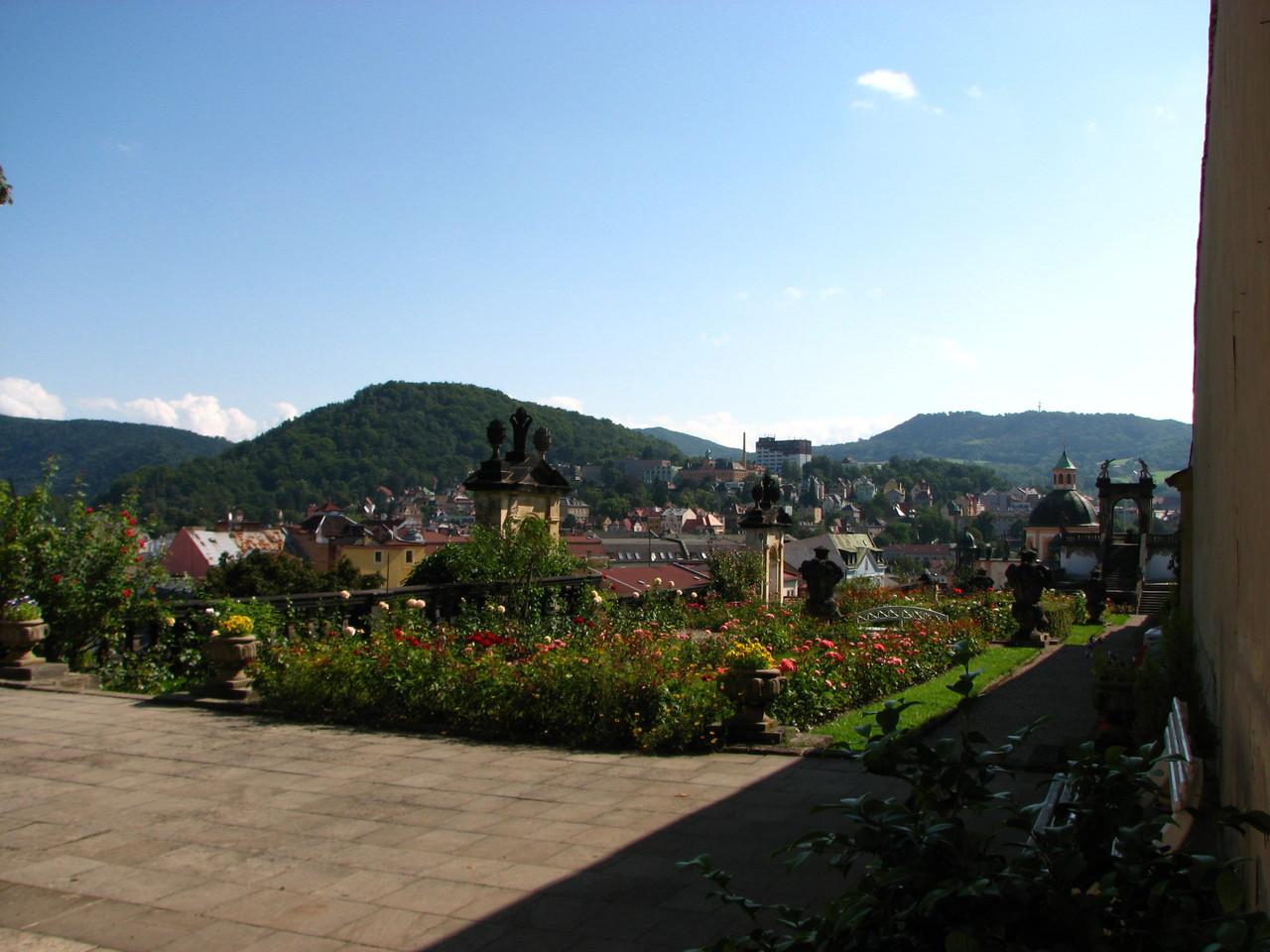 Kurzer Einblick in den Rosengarten