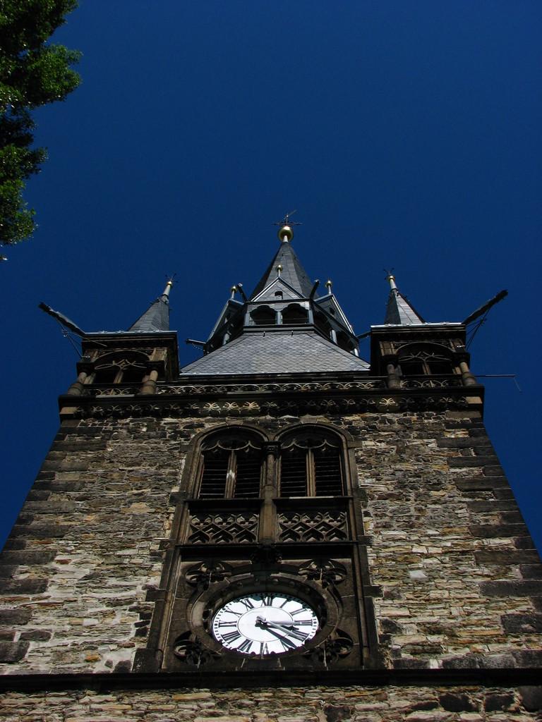 Der Turm der Dohlen