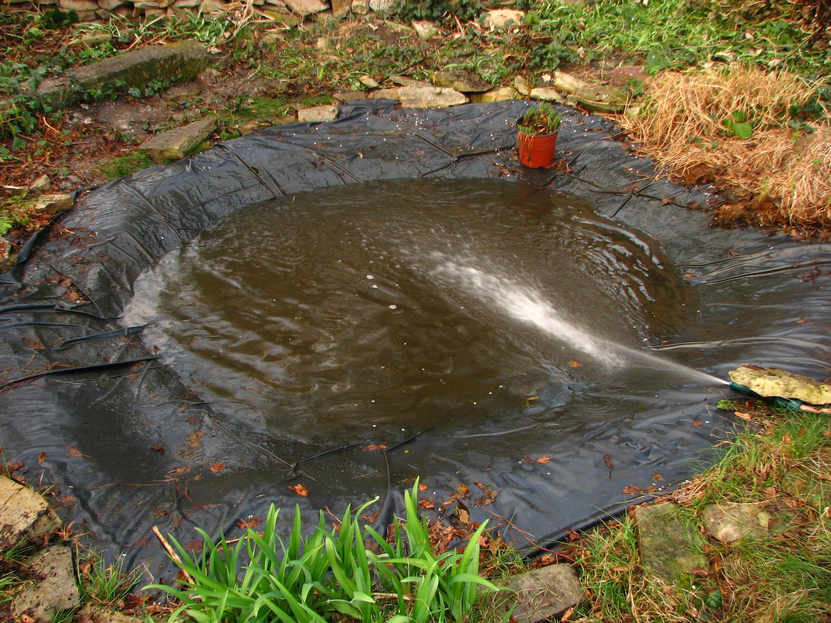 Frisches Wasser für den Neuanfang
