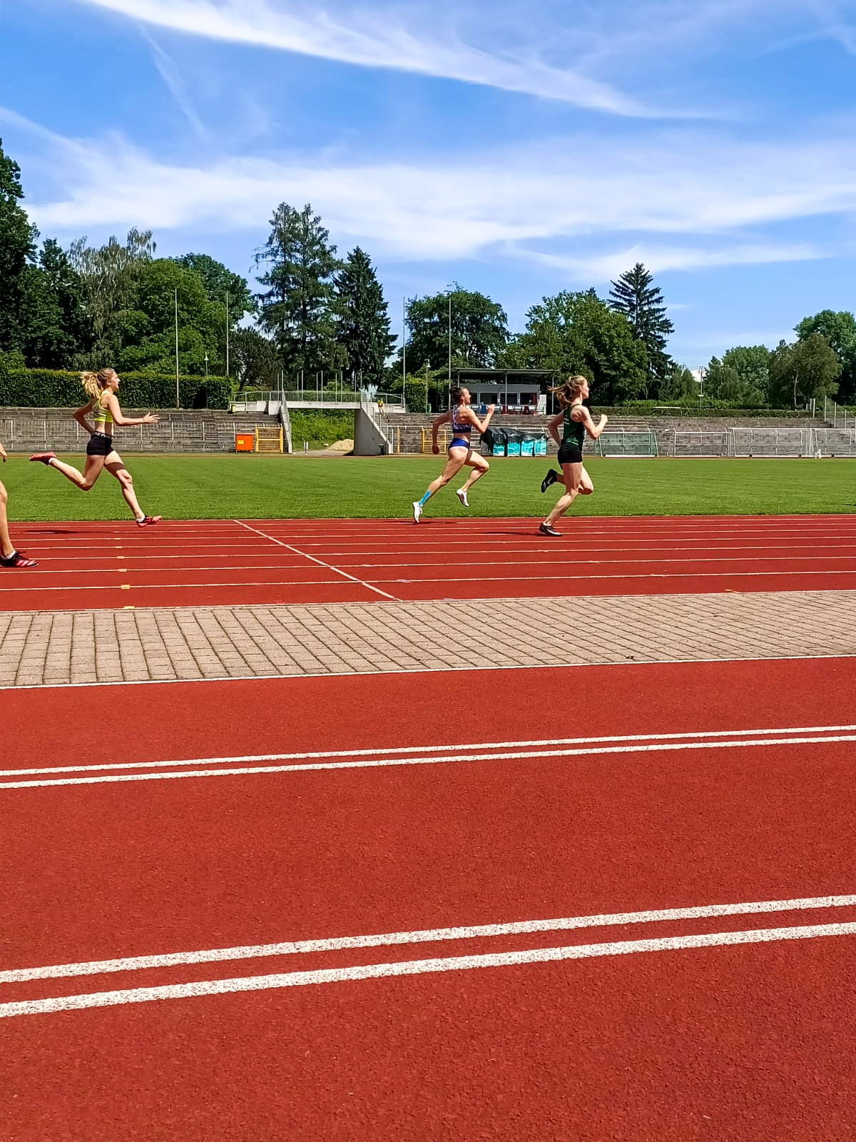 100m - Lena - Foto: privat