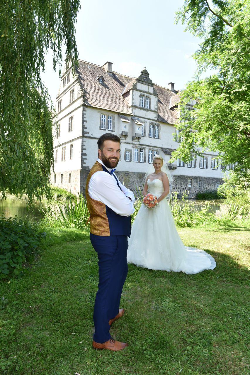 Portraitshooting am Schloss Wendlinghausen