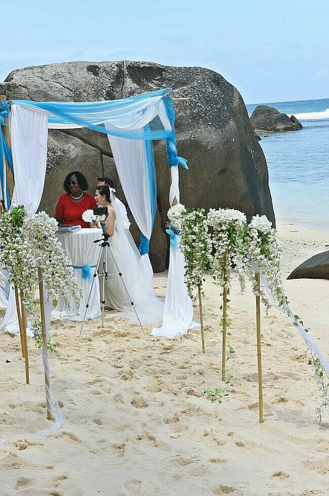 Destination Wedding Photographer Mahe Seychelles