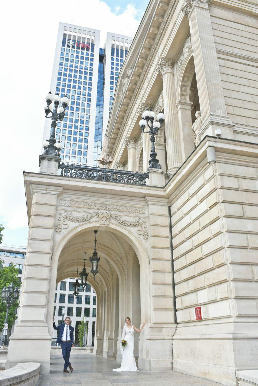 Paarshooting in Frankfurt an der Oper