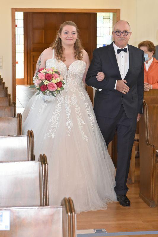curvy Hochzeit