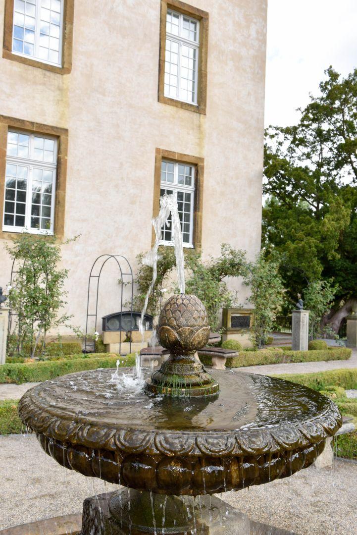 Hochzeit am Schloss Möhler