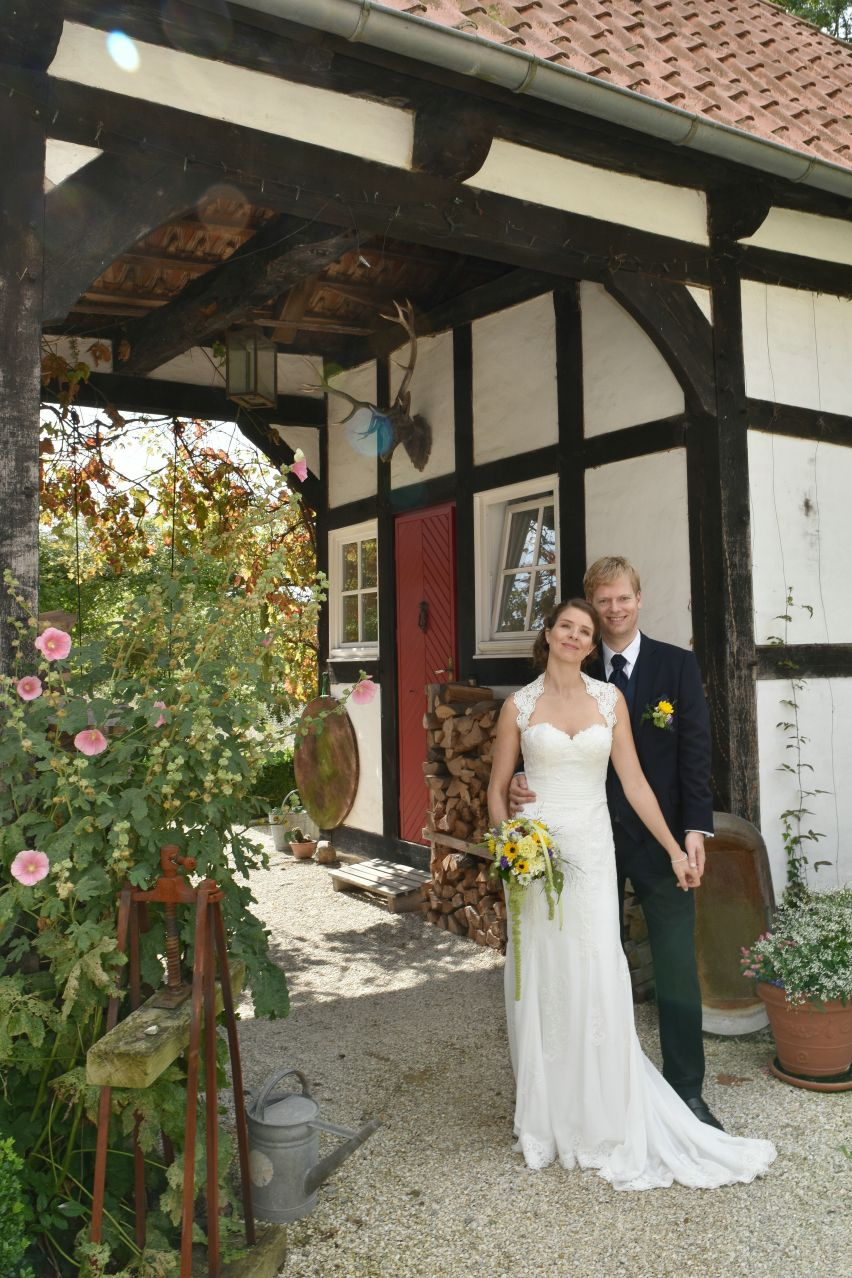 Location für Hochzeitsfotos in OWL