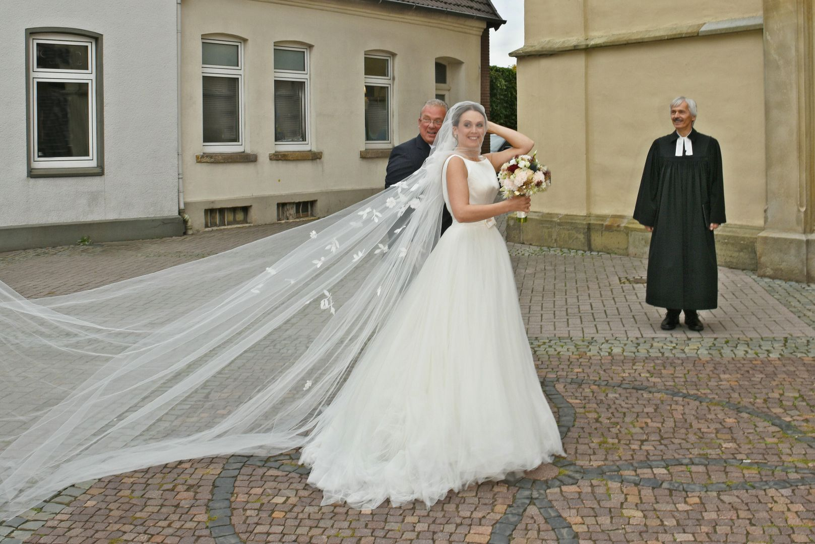 Hochzeit in der Kirche
