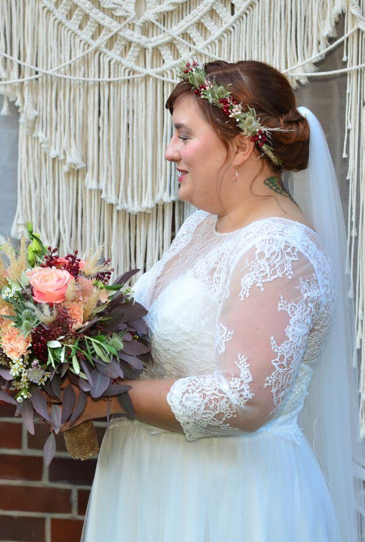 Boho-Hochzeit am Schloss Moehler