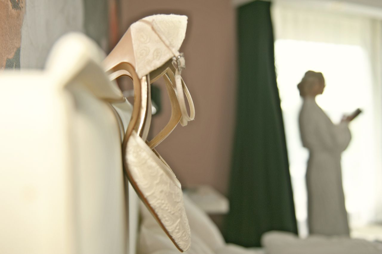 Getting Ready to Bride
