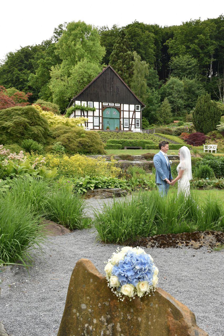 Paarshooting im Botanischen Garten Bielefeld