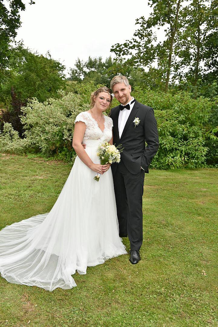 Hochzeit auf dem Uphof in Jöllenbeck