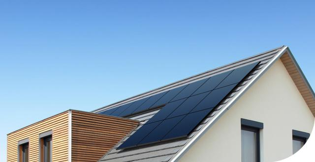 SunPower Solaranlage bei Nürnberg