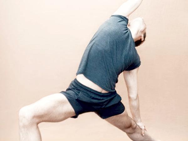 Team Yoga - Nina Berzbach vertritt Adam Ster
