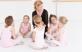 Tänzerische Vorschule