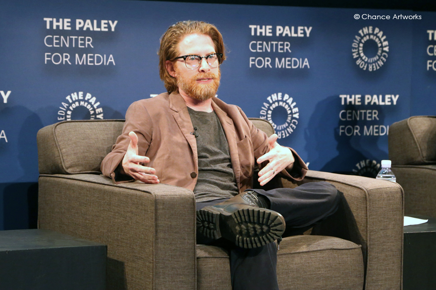 Seth Green at the Paley Center Beverly Hills.