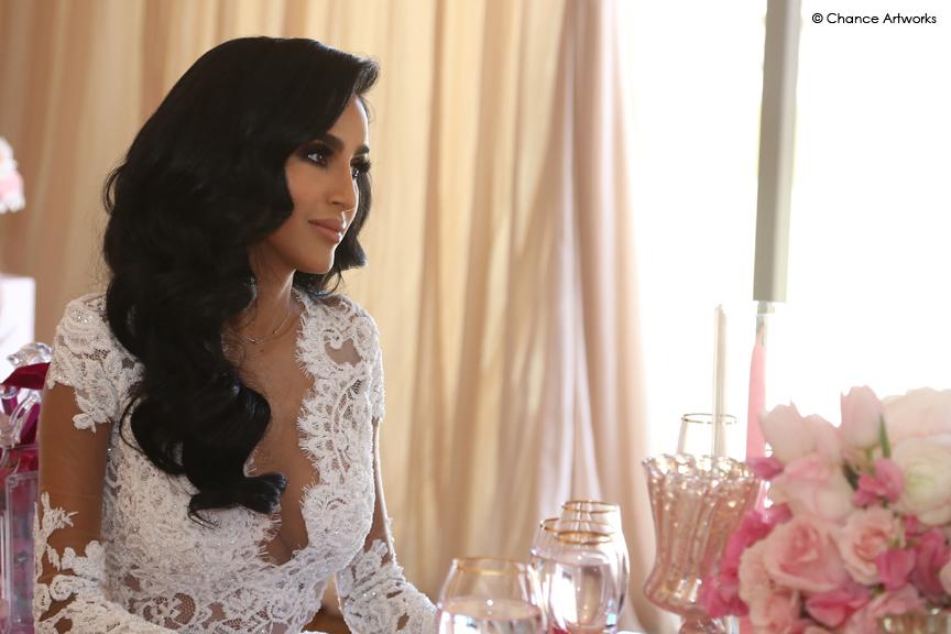 Lilly Ghalichi's Bridal Shower.