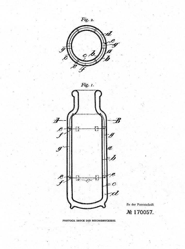 Bild: Zeichnerische Darstellung der Patentansprüche