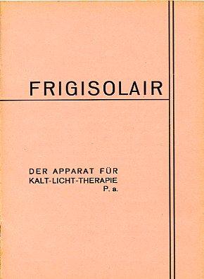 Frigisolair Kaltes Rotlicht