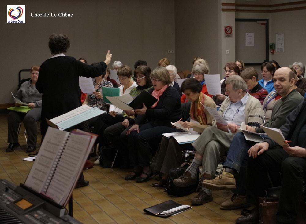 Les sopranes mises à l'épreuve