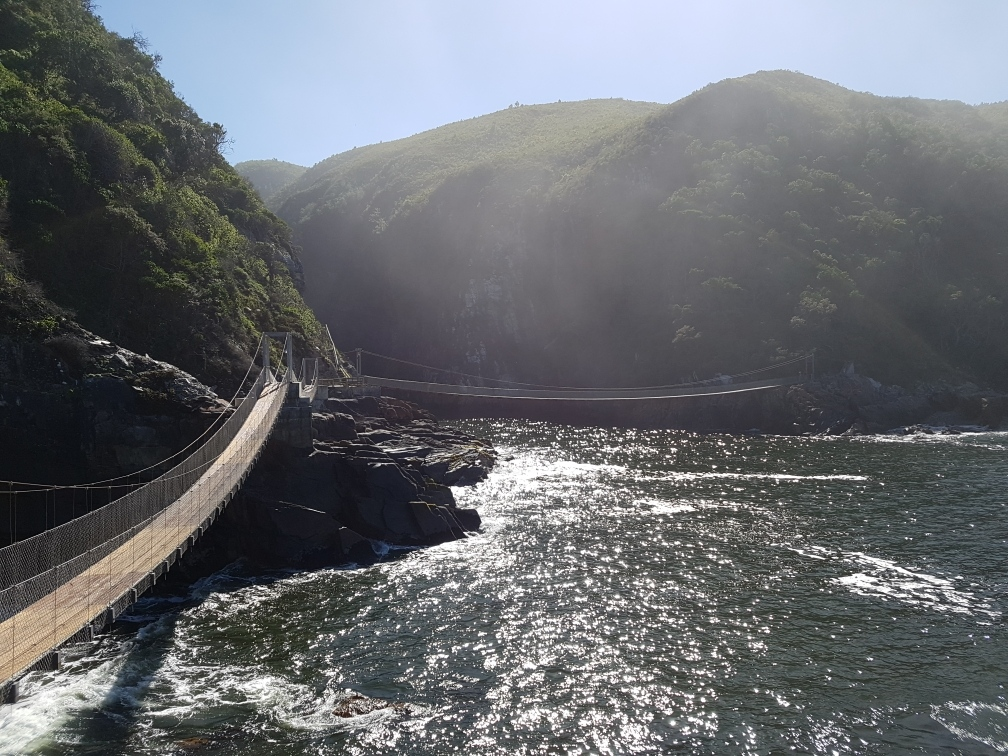 Tsitsikamma Storms River Mouth