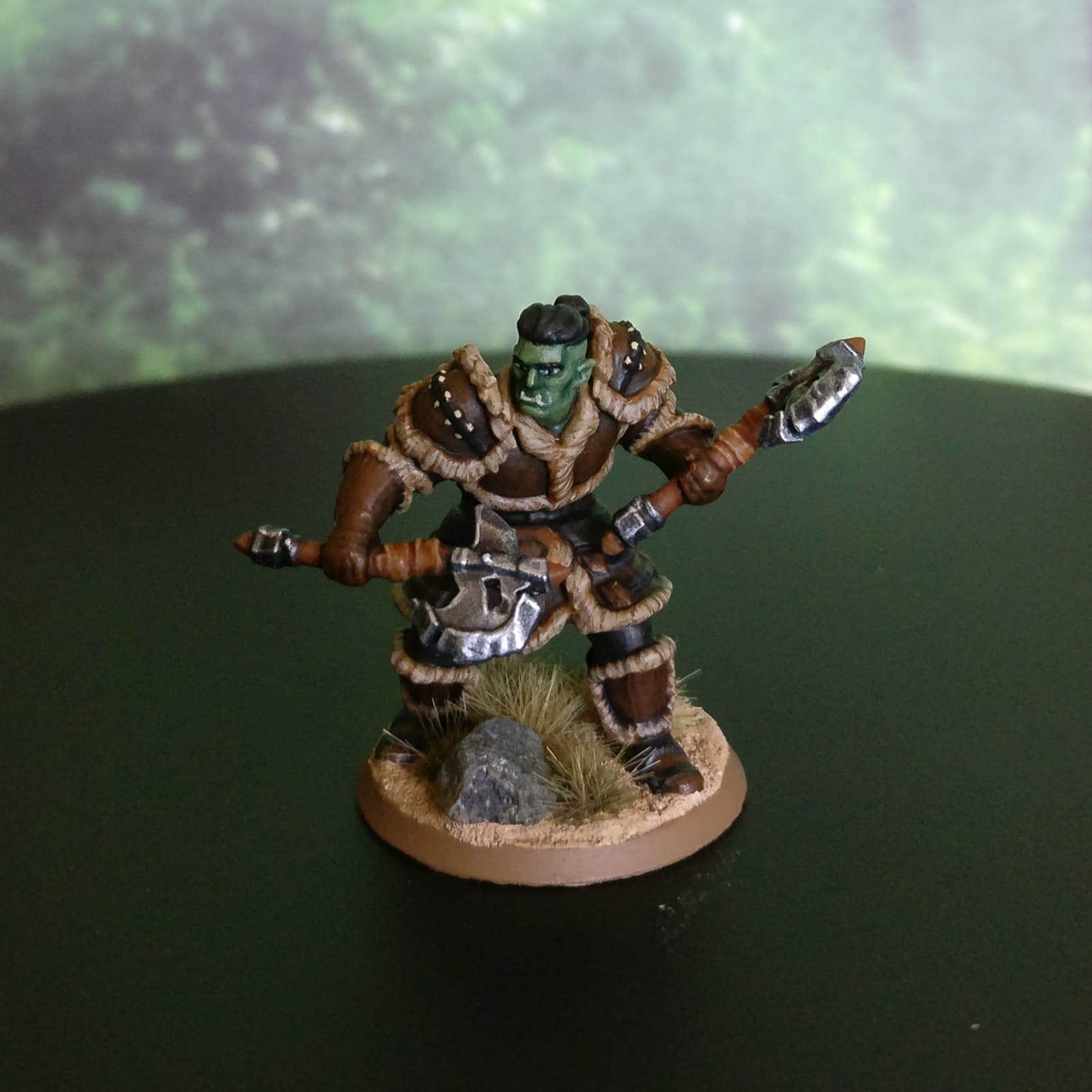 Glendower - Barbarian