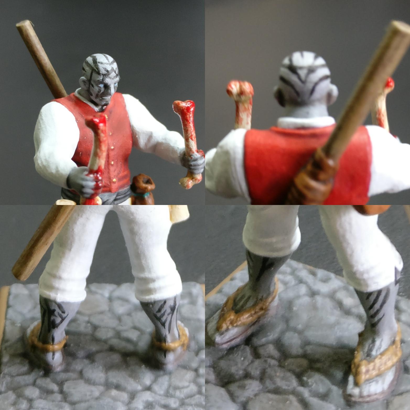 Abarran - Goliath Bard
