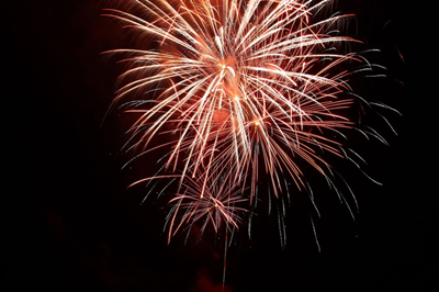 Feuerwerk, Jena PYRO-SCHOB SHOP, Germany