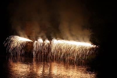 Barockfeuerwerk-Wasserfeuerwerk, PYRO-SCHOB SHOP, Germany