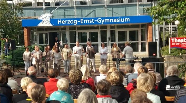 3. Staffel Gospelchor Hannover (G-F-B)