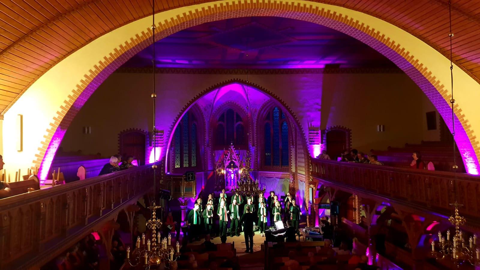Gerdau: Sound of Rainbow Gospel Singers (SoRGS)