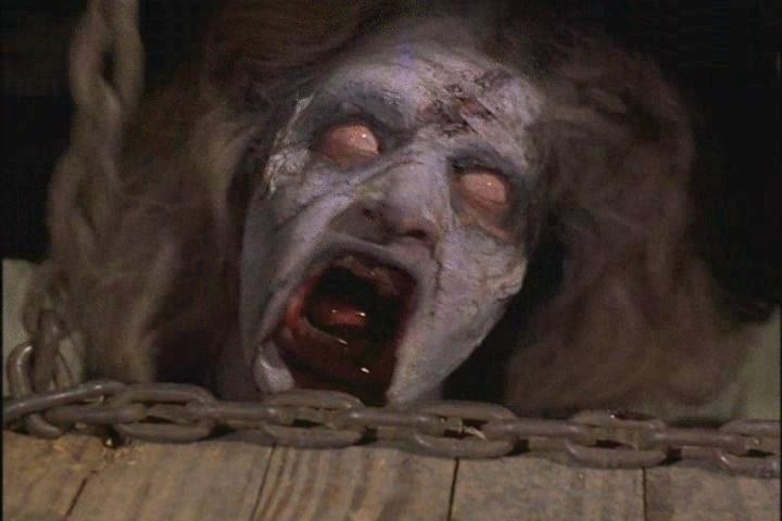 Evil Dead de Sam Raimi - 1981 / Horreur- Gore