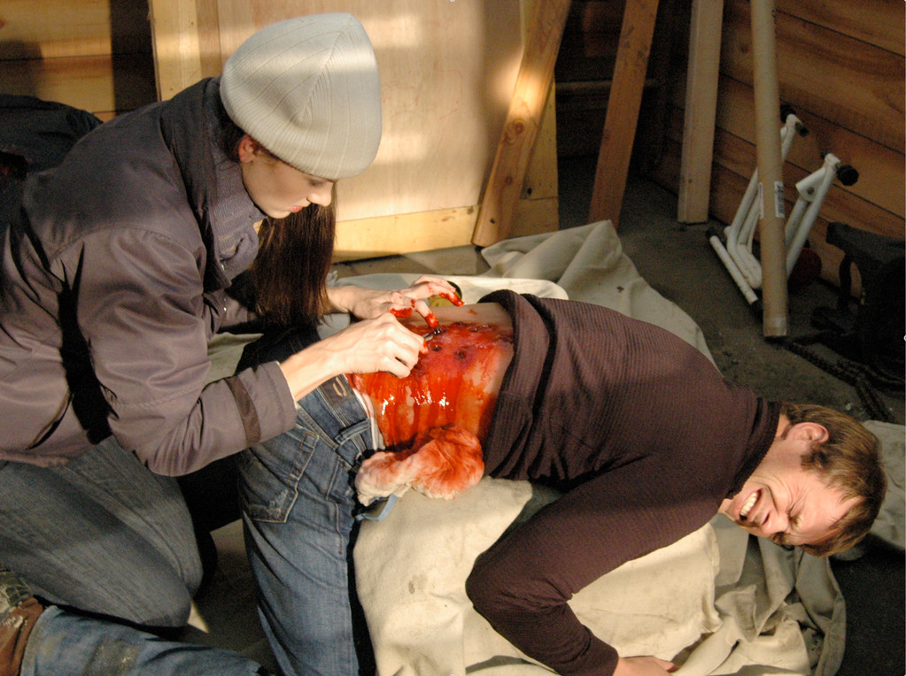 Blood Snow de Jason Robert Stephens - 2009