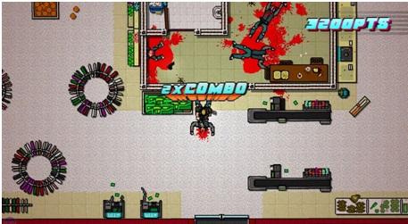 Test du jeu-vidéo Hotline Mimai 2 sur PS Vita