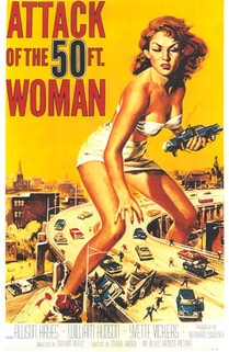 L'Attaque De La Femme De 50 Pieds (1958)