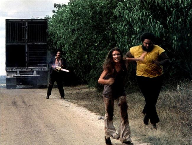 Massacre A La Tronçonneuse de Tobe Hooper (1974)
