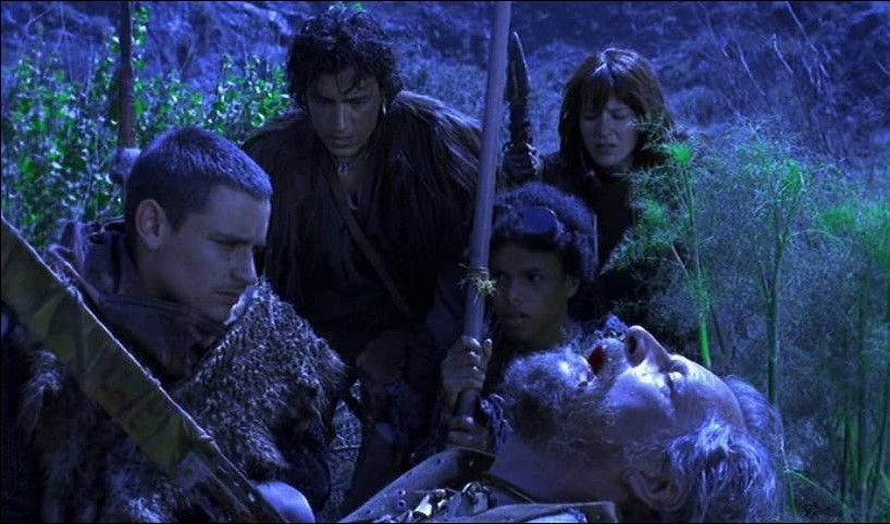 Teenage Caveman (2002)
