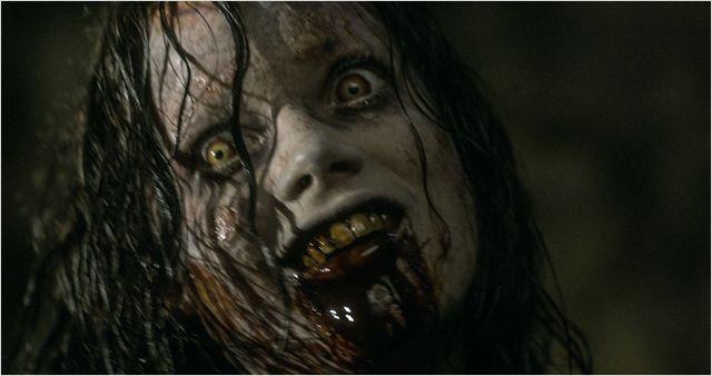 Evil Dead de Fede Alvarez - 2013 / Horreur