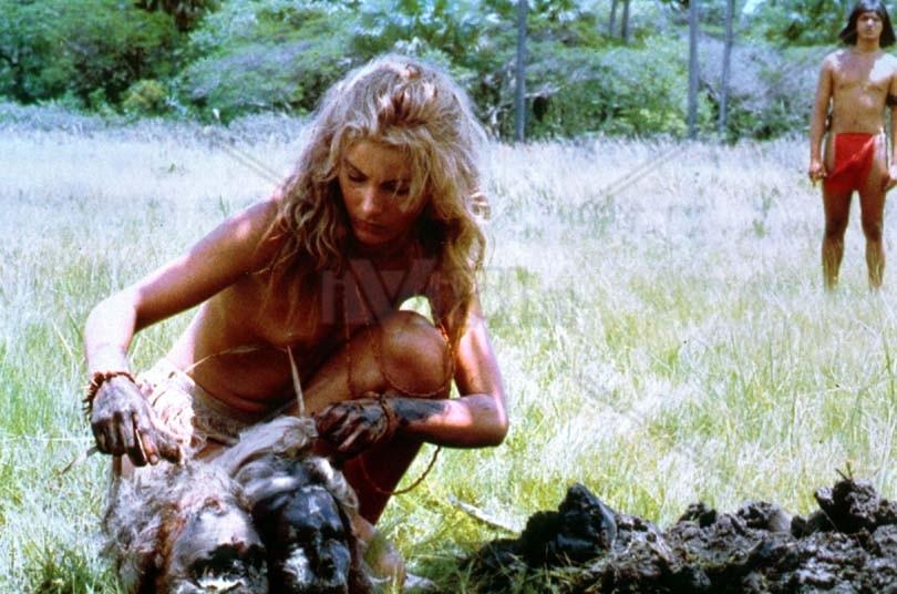 Amazonia - L'esclave Blonde de Mario Gariazzo - 1985 / Survival - Horreur
