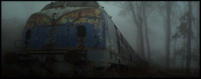 Le Train Fantôme de Stockholm