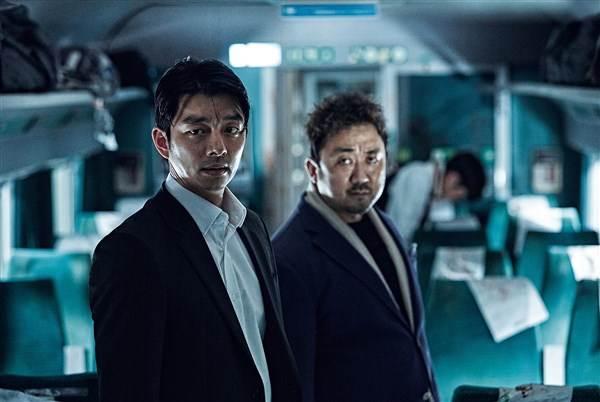 Dernier Train Pour Busan de Sang-Ho Yeon - 2016 / Anticipation - Science-Fiction - Horreur