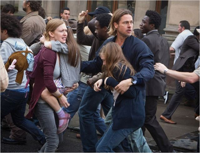 World War Z de Marc Forster - 2013 / Anticipation - Horreur
