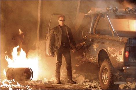 Terminator 3 - Le Soulèvement Des Machines (2003)